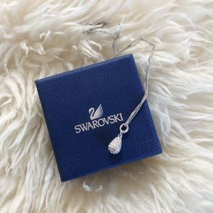 Swarovski Crystal Heloise Pendant Necklace